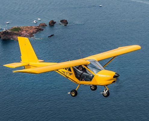 avion-jaune-flyingsafari-var