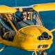 first training pack avion jaune